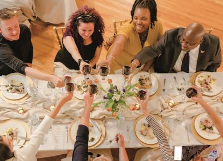 Joy of The Feast