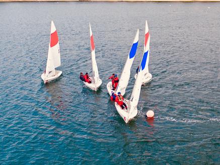 Passionate Pursuits: Setting Sail