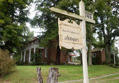 The Chillingworth Historic Farm at 1416 Daniels Run Road, Scenery Hill, PA