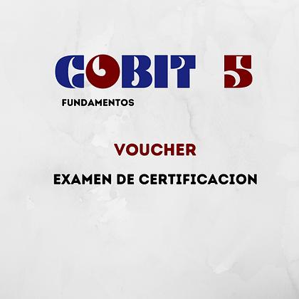 Examen COBIT5 Foundation