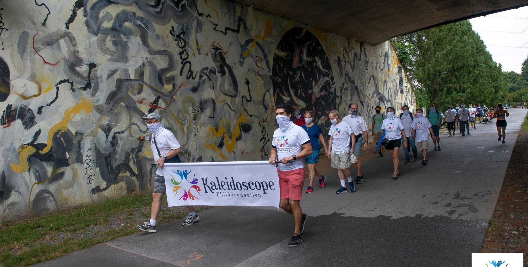 2020 Kaleidoscope Walk For Education