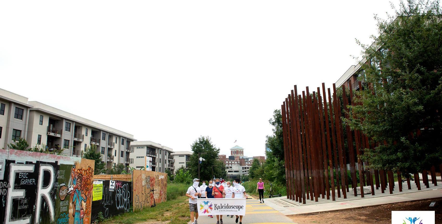 Walk For Education on Atlanta Beltline