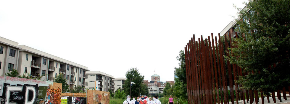 Walk For Education on Atlanta Beltline