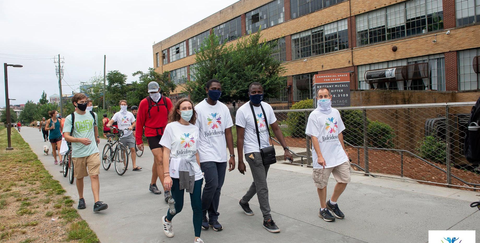 2020 Walk For Education - Atlanta Beltline