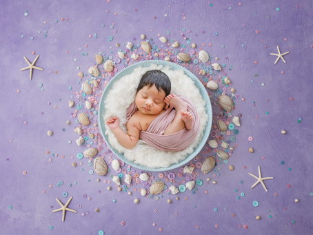 March Special - $50 OFF Newborn Photography Session