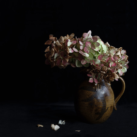 Making Rustic Floral Props