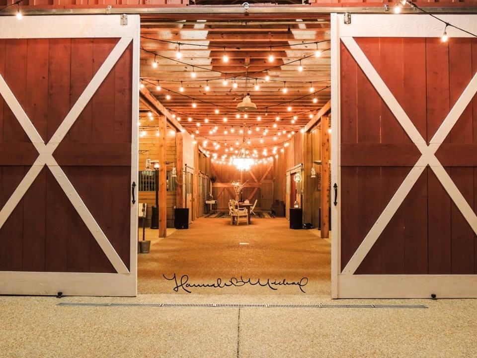 East barn doors