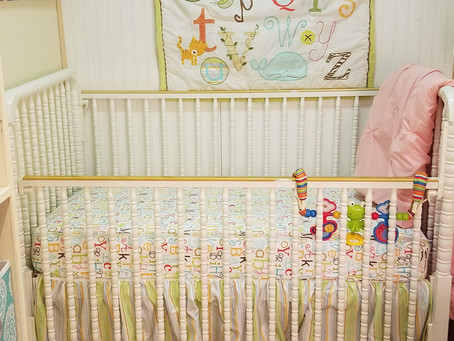 Adorable BnB Nursery Reveal
