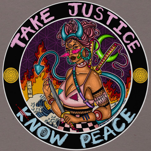 Take Justice, Know Peace