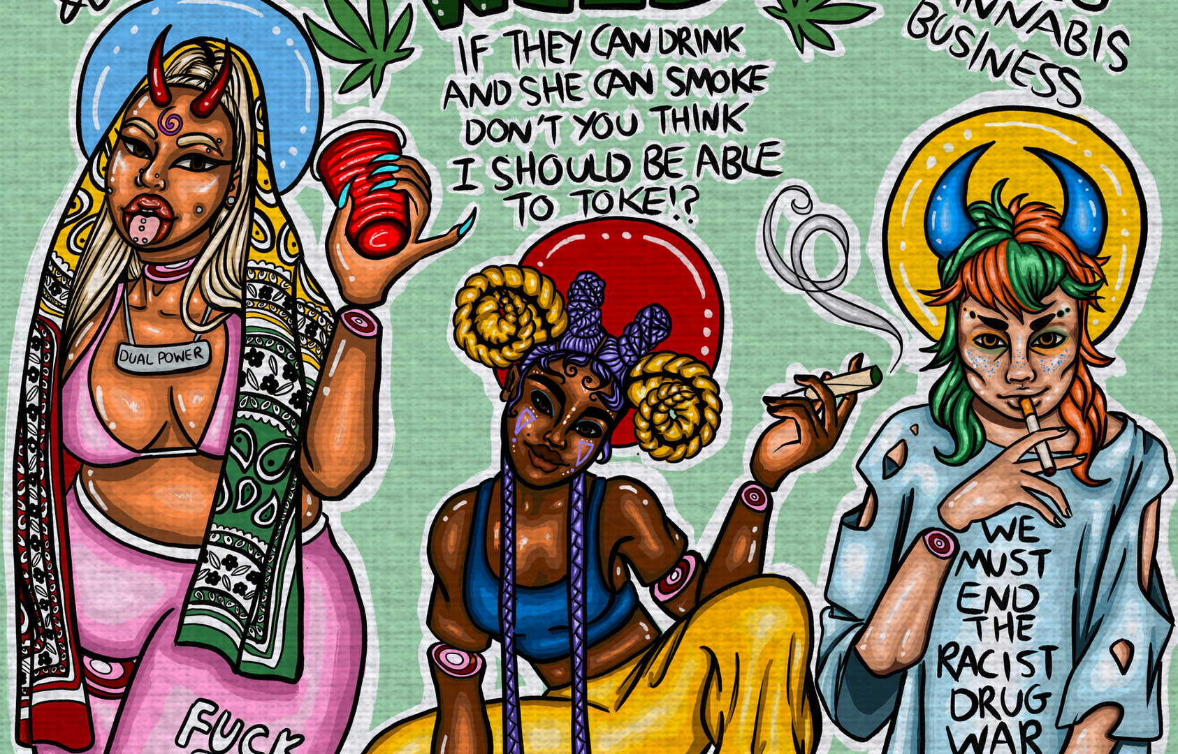 Decriminalize Weed