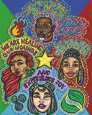 Ayeola Omolara Artwork