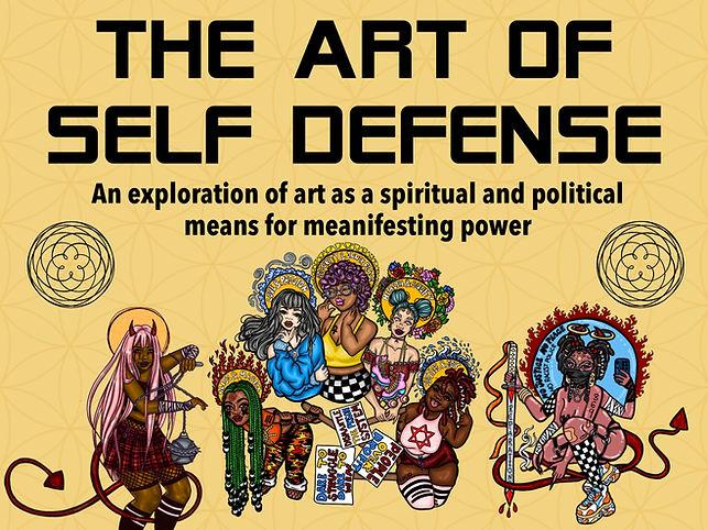 The Art of Self Defense Thesis Presentat