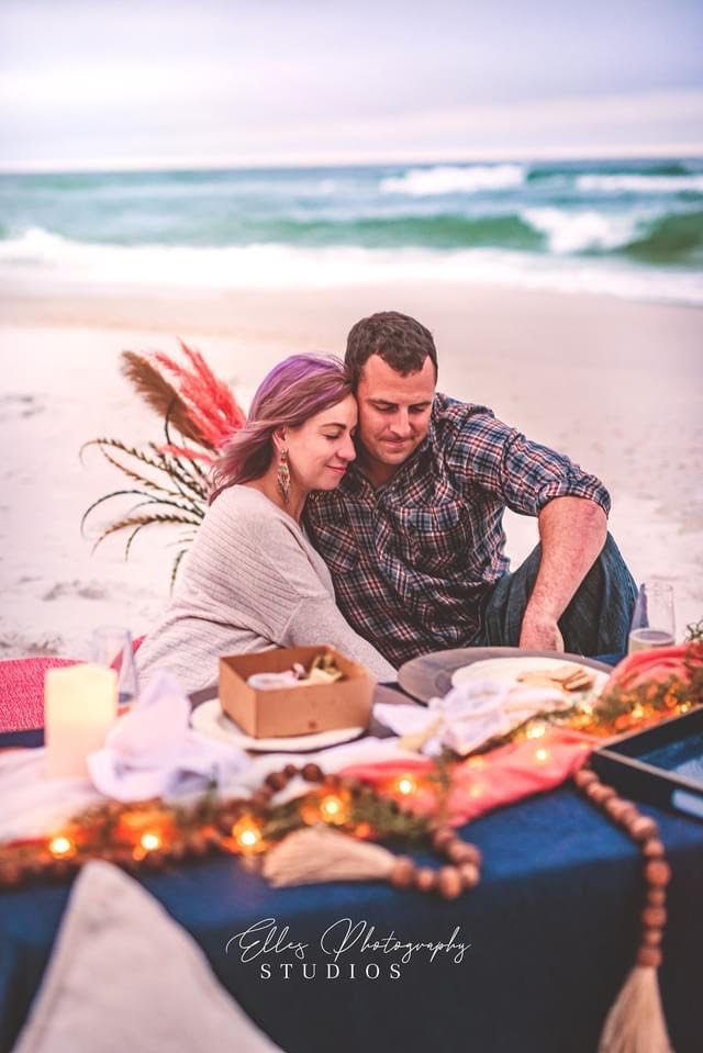 Picnic for 2 with Photography