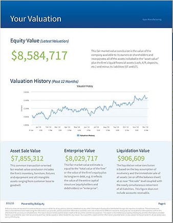 Todd Mann Financial Services offer business valuation opportunities for Springfield, Eugene, and Lane County. Equity value, enterprise value, asset sale value, liquidation value