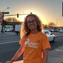 Bri giving away car washes