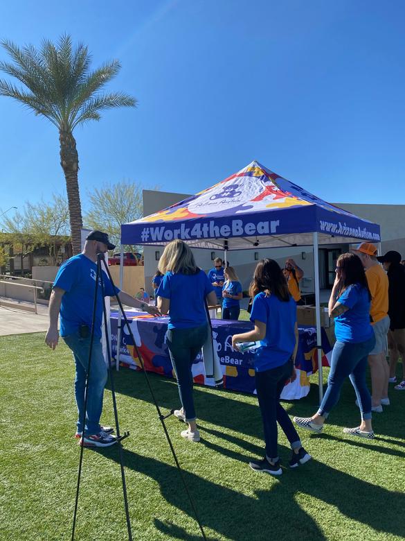 Arizona Autism Booth