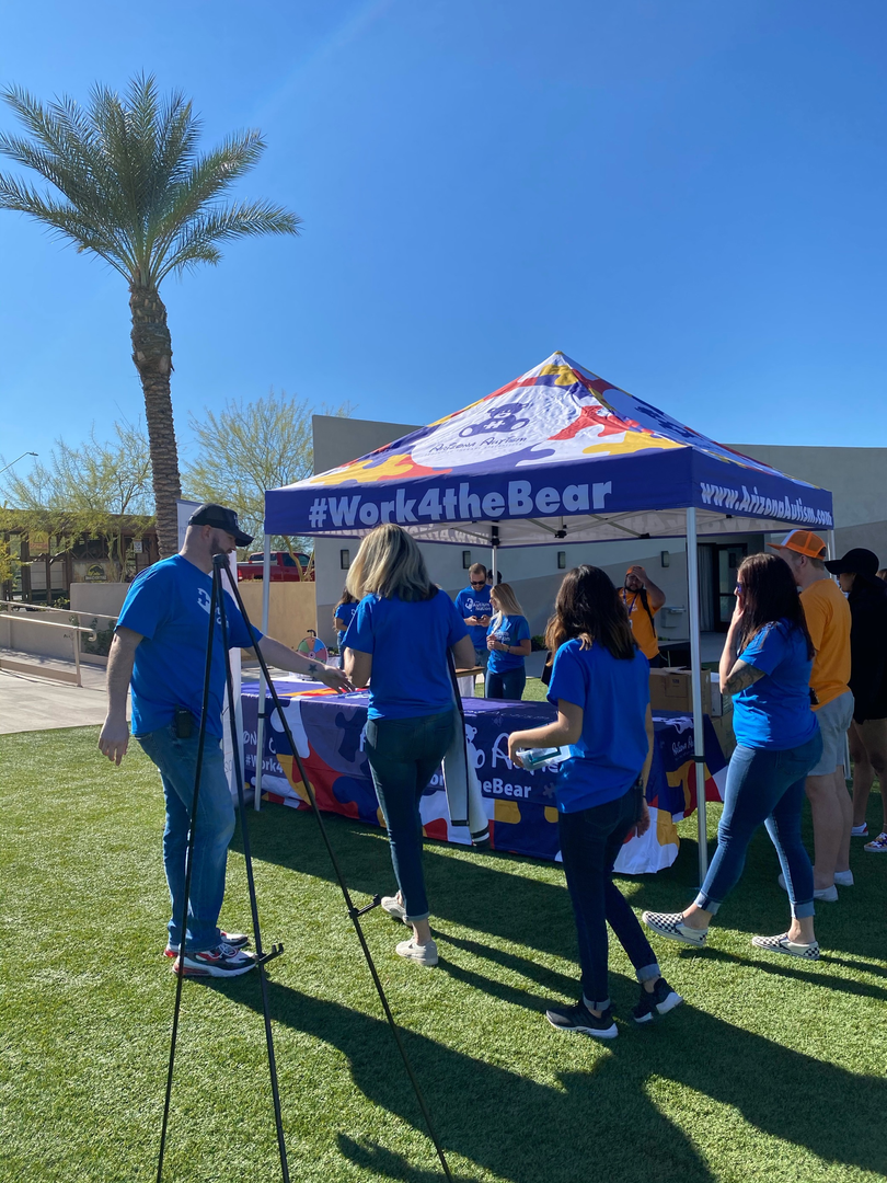 Arizona Autism Booth