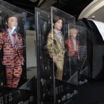 More BTS dolls