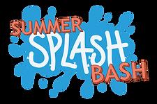 Summer Splash Bash Logo in Color