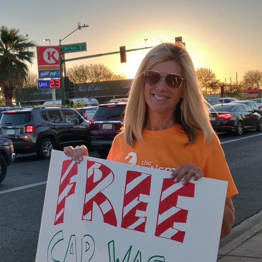 FREE CAR WASHES