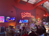 Funtasticks is open and the weather's nice!