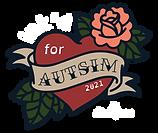 Ink'd for Autism 2021 - Color Logo