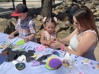 More Easter arts and crafts
