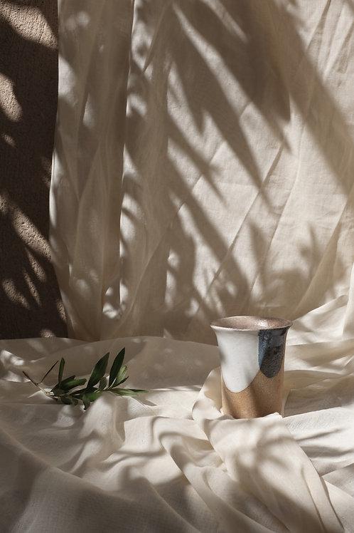 Le Mug - en grès roux, noir ou moucheté