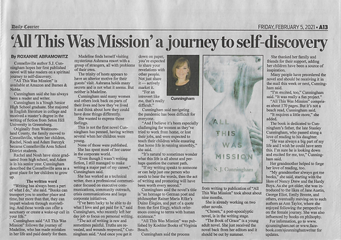 All This Was Mission--Daily Courier.png