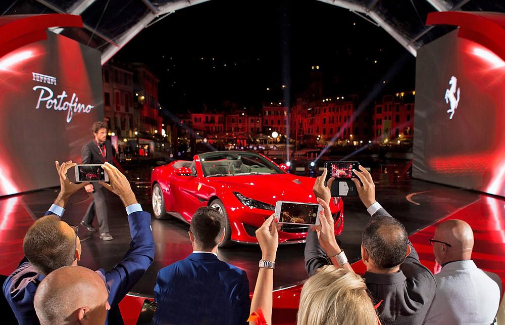 Ferrari Portofino - Achille d'Avanzo Business Blog