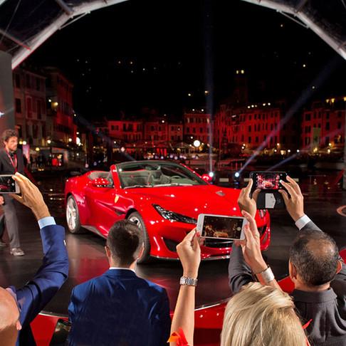 Ferrari, l'emblema del made in Italy