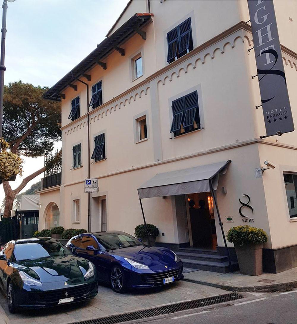 Eight Hotels - Ferrari Portofino - Achille d'Avanzo