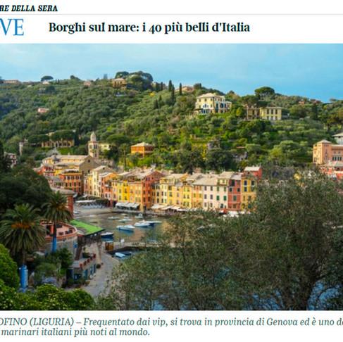 Italia da favola: i 40 borghi sul mare più spettacolari