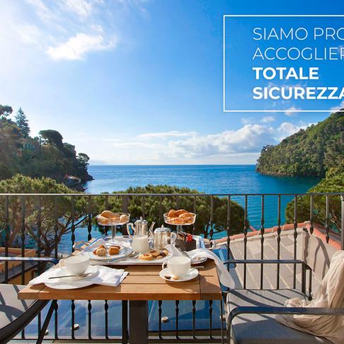 Eight Hotels avvia la nuova stagione 2020 a Portofino