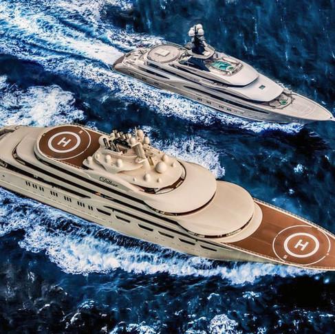Nuove tendenze dello yacht design