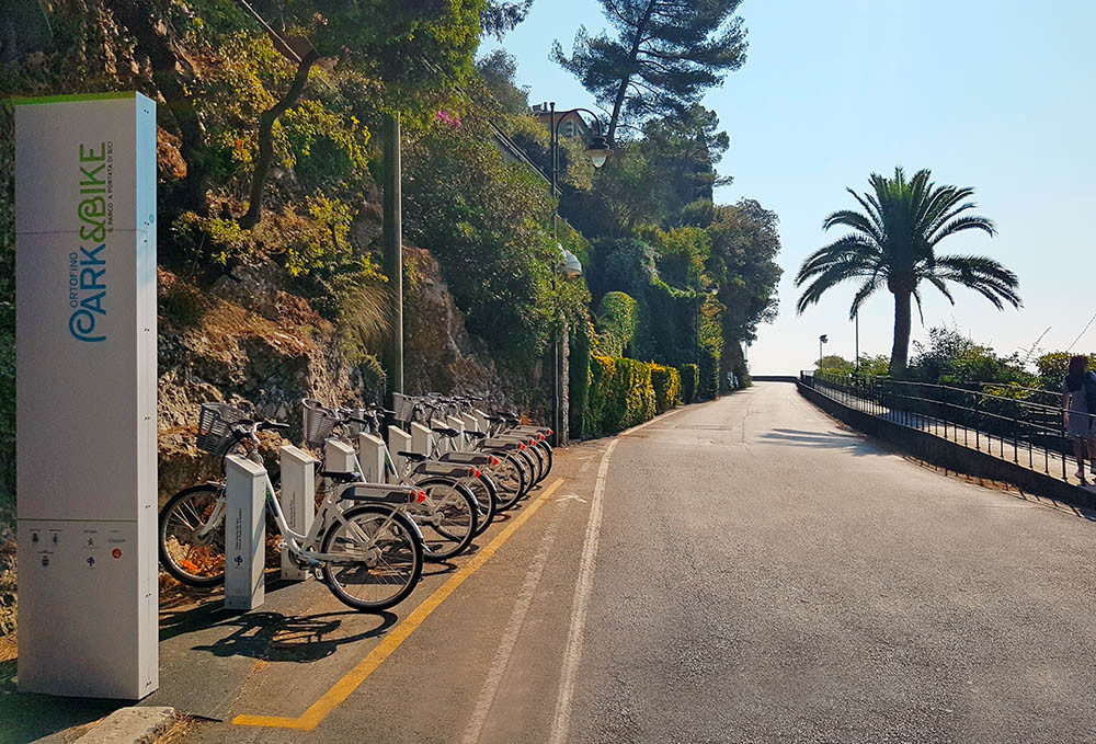 Park & Bike Portofino