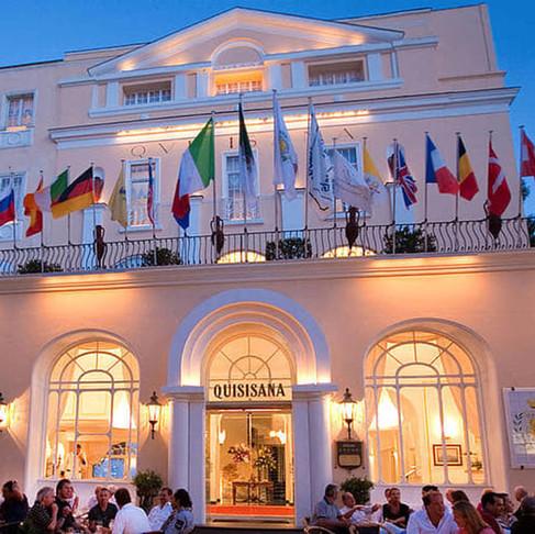 Quisisana, per il Grand Hotel di Capri un'offerta da 250 milioni.