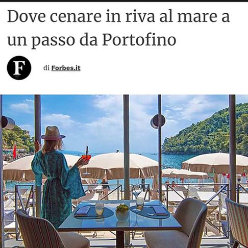 Dove cenare in riva al mare a un passo da Portofino