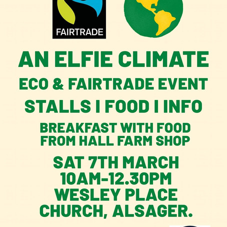 FAIRTRADE Event at Wesley Place