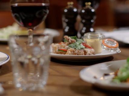 Restaurant Promo Video Screenshot