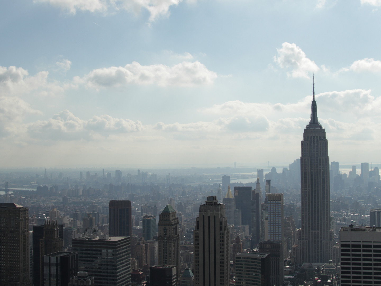 New York Time Lapse Video Screenshot