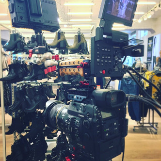 Camera Gear - Canon C300
