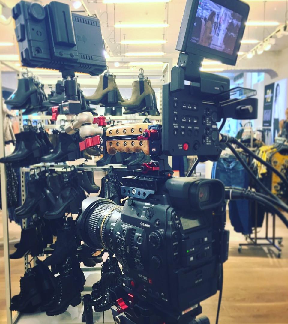 Camera Gear - Canon C300