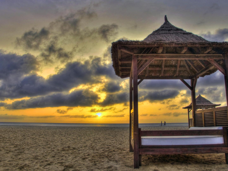 Cape Verde Beach hut