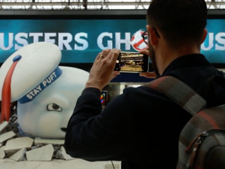 JCDECAUX - GHOSTBUSTERS