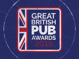 THE GREAT BRITISH PUB AWARDS 2019