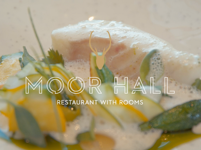 NATIONAL RESTAURANT AWARDS - MOOR HALL