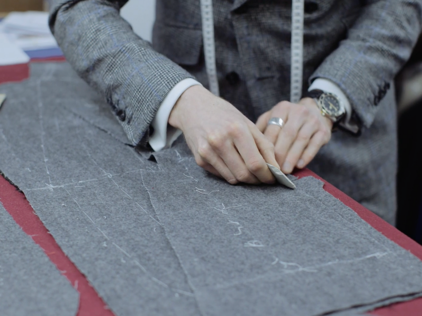 Stowers Bespoke Tailors Video Screenshot