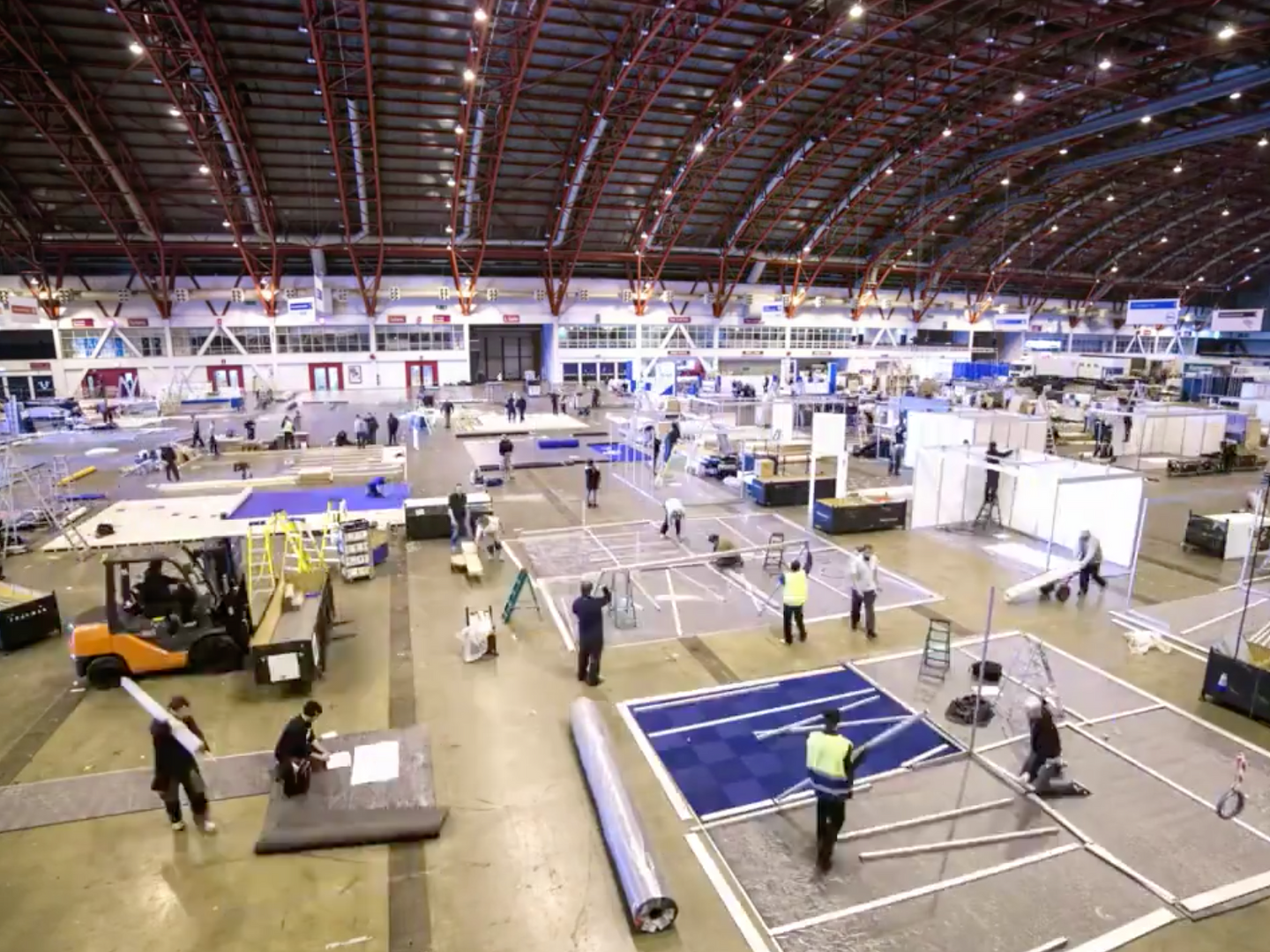 Retail Business Technology Expo Promo Video Screenshot