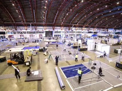 Retail Business Technology Expo Promo Video Screenshot